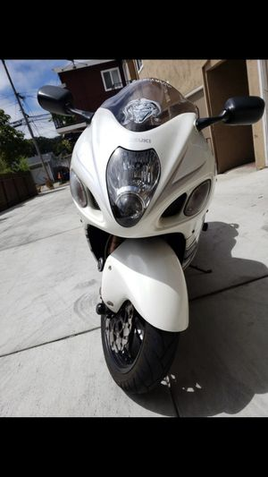 2006 Suzuki hayabusa! Runs great pink slip in hand! for Sale in San Pablo, CA