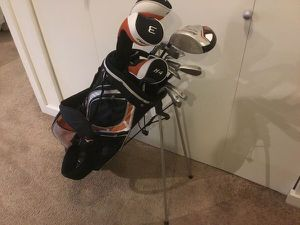 Starter Golf Clubs - Tour Edge HP 11 Varsity Complete Set - Right Handed for Sale in Seattle, WA