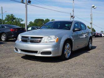 2012 Dodge Avenger for Sale in Ypsilanti,  MI