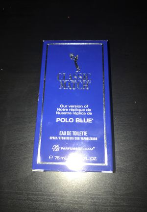 Classic Match Polo Blue Cologne for Sale in Columbia, MD