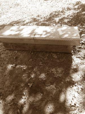 Aluminum tool box for truck for Sale in Jonesboro, GA