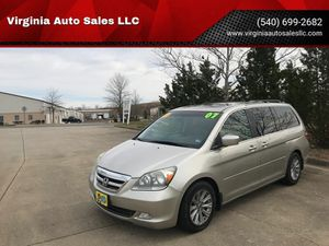 2007 Honda Odyssey for Sale in Annandale, VA