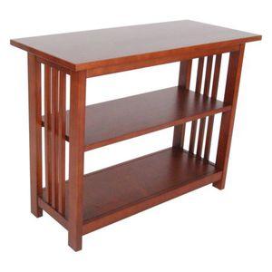 Bolton Furniture AMIA Mission Under Window Bookshelf, Cherry for Sale in Hilliard, OH