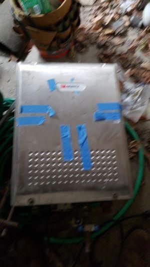 Noritz 250k btu tankless gas water heater. for Sale in Sewickley, PA