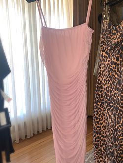 Pink/lilac Rushed Dress for Sale in Baltimore,  MD