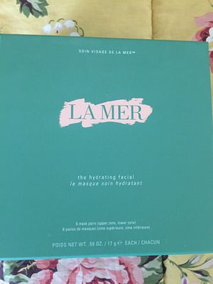 LA MER the hydrating facial for Sale for sale  Brooklyn, NY