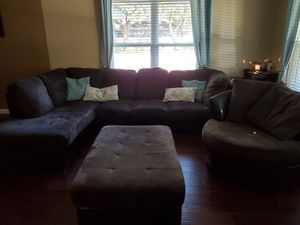Couches for Living Room (complete set) for Sale in Dallas, TX