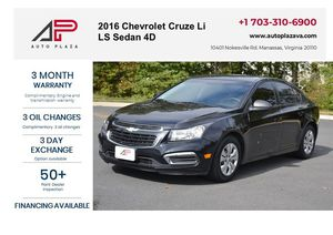 2016 Chevrolet Cruze Limited for Sale in City of Manassas, VA