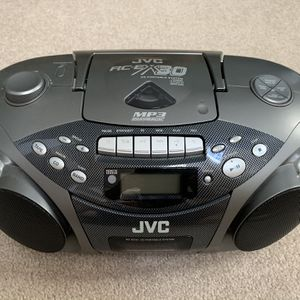 JVC RC-EX 30 Boom Box for Sale in Moseley, VA