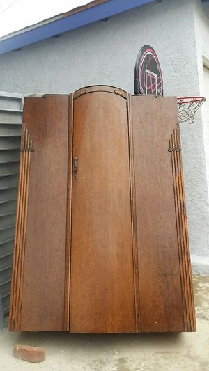 Antique armoire needs a little repair for Sale in Redondo Beach, CA