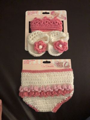 Crown & bootie set for Sale in Boston, MA