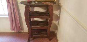 Wine shelf/cabinet for Sale in Aspen Hill, MD