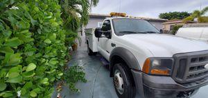 05 Ford F450 / F350 super duty utility truck for Sale in Miami, FL