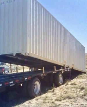 Amazing Deals on 40' HC Portable Containers for Sale in Detroit, MI