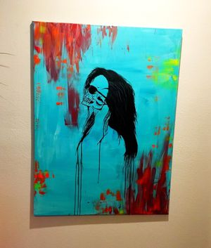 Original large painting for Sale in Houston, TX