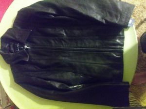 Leather Coat for Sale in Oakland, CA