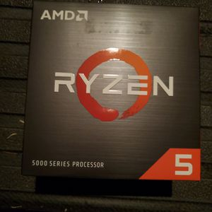 Amd Ryzen 5 5600x Precessor for Sale in Kirkland, WA