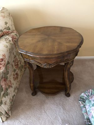 Ethan Allen End Tables (2) for Sale in Woodbury, NY