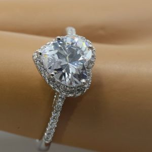 Luxury Engagement Valentine Ring Sizes:5,6,7,8,9.10 for Sale in Palatine, IL