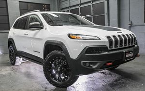 2015 Jeep Cherokee for Sale in Puyallup, WA