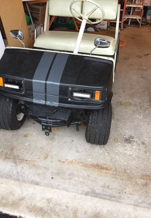Yamaha gas golf cart for trade for Sale in Lockport, IL