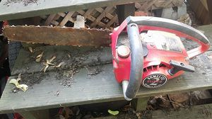 Vintage Homelight super2 chainsaw for Sale in East Providence, RI