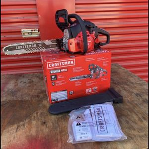 2-Cycle Gas Chainsaw for Sale in Bakersfield, CA