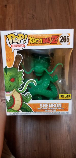 Dragon Ball Z Shenron [Funko POP! Hot Topic Exclusive] for Sale in Riverside, CA