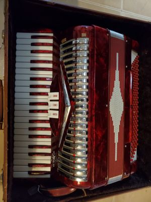 made in Italy accordion. for Sale in River Grove, IL