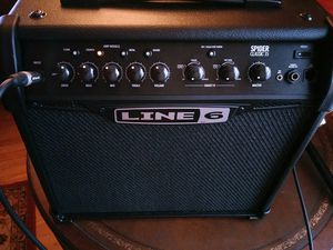 Guitar amplifier with four different channels for Sale in Miami, FL