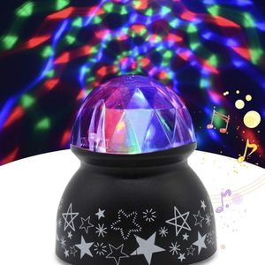 NEW! Sound Activated Party Lights, Dj Lighting, RBG Disco Ball, Strobe Lamp Stage Par Light for Home Room Dance Parties Birthday DJ Bar Karaoke Xmas W for Sale in Palm City, FL