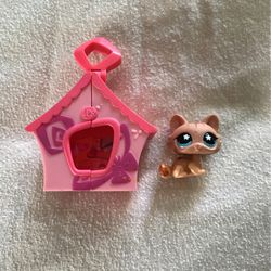 Mini Set LPS Cat With House for Sale in Winton,  CA