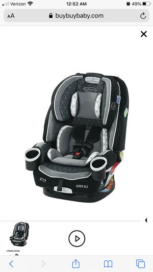 Graco 4ever Deluxe Car seat for Sale in Fremont, CA