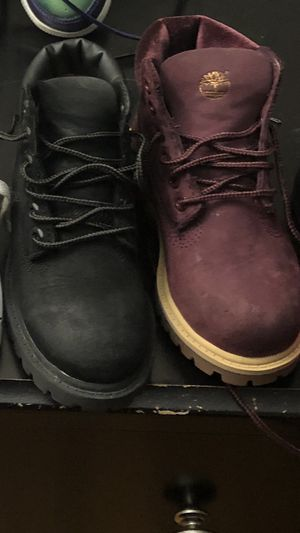 Black Timberlands no longer available they've been sold for Sale in Baltimore, MD