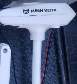 "Minn kota bow mount trolling motor rt70 52"" model 1363425 for Sale in Las Vegas, NV"