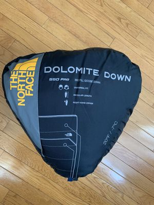 The North Face Dolomite 20 Sleeping Bag for Sale in Philadelphia, PA