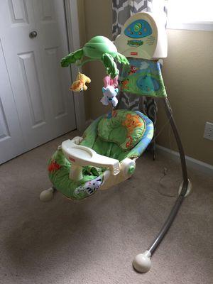 FisherPrice baby swing for Sale in Lynnwood, WA