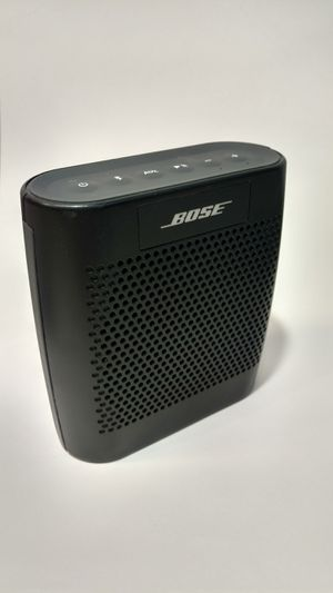 Bose SoundLink Color Portable Wireless Bluetooth speaker for Sale in Northbrook, IL