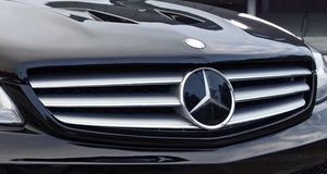 Mercedes Front Grille Star Emblem Distronic Upgrade AMG Style Plate A1648880411 for Sale in Miami, FL