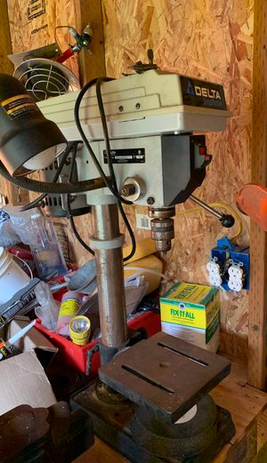 Delta drill press for Sale in Kent, WA
