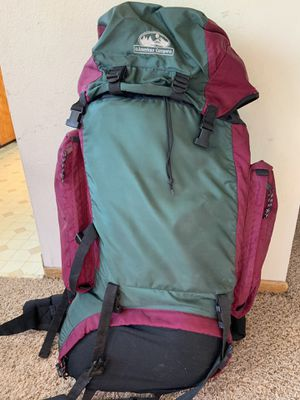 Hiking backpack with self inflating air mat for Sale in Portland, OR