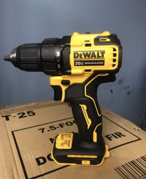 DeWalt 20V Brushless Atomic Drill Driver DCD708 for Sale in Miami, FL