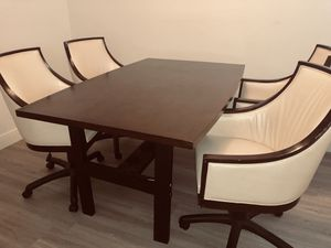 Dining Table Set Chairs Included for Sale in East Point, GA