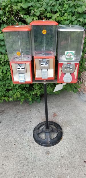 Gumball and candy machines for Sale in Shelby Charter Township, MI