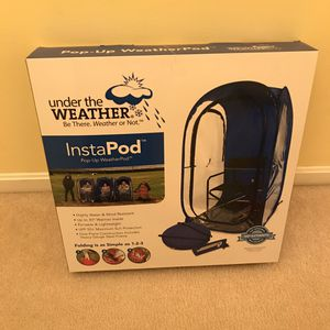 Pop up weather pod - InstaPod for Sale in Burke, VA