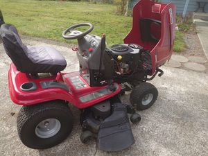Craftsman riding lawnmower. Kohler 20hp professional for Sale in North Bend, WA
