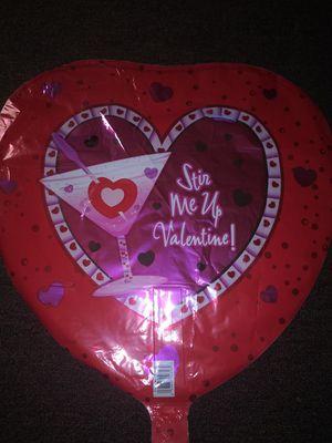 Valentine's balloons for Sale in Mobile, AL