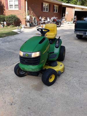 John Deere riding mower for Sale in Durham, NC