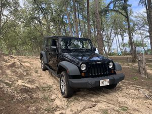 Jeep Wrangler Unlimited 4X4 for Sale in Waipahu, HI