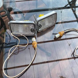 Nissan 240sx Type X Turn Signals With Led Bulbs for Sale in Streamwood, IL